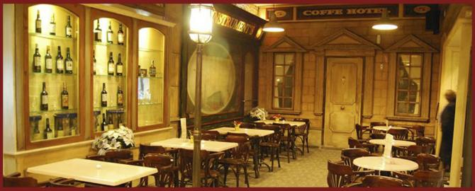 BOULEVARD BAR CAFE TAPAS