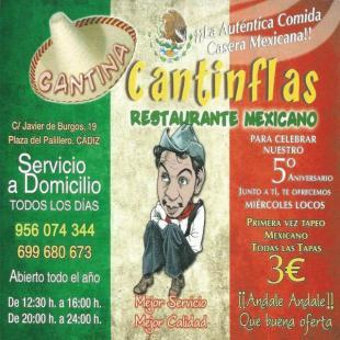 CANTINA CANTINFLAS