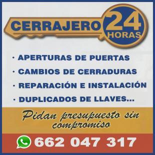 CERRAJERO 24 HORAS
