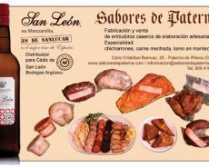 SABORES DE PATERNA