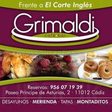 CAFETERIA GRIMALDI