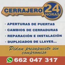 CERRAJERO 24 HORAS PUERTO REAL